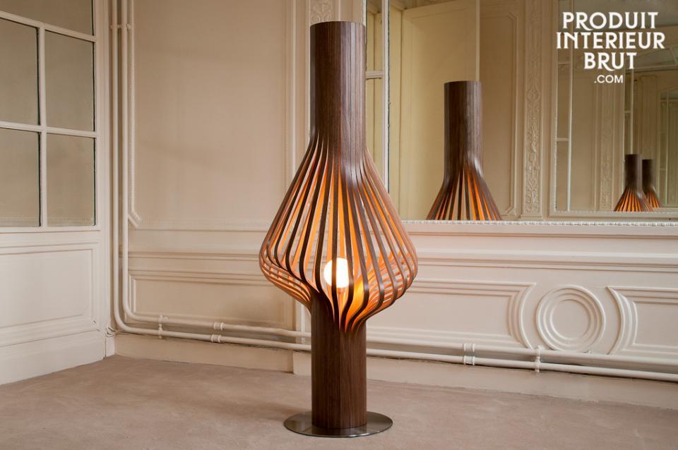 Une lampe de salon Diva au design scandinave - Produit Intérieur Brut