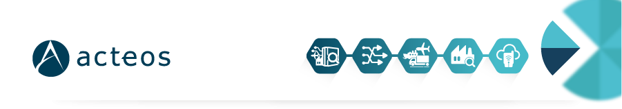 Acteos : solution logistique complète