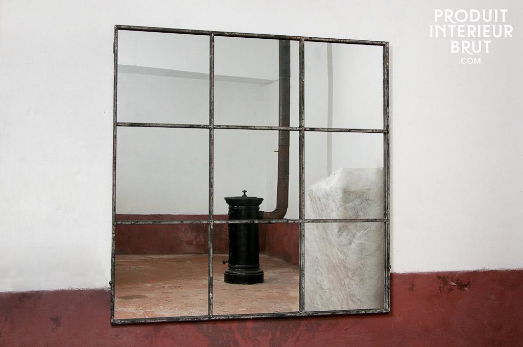 Miroir d'atelier carré – Produit Intérieur Brut…